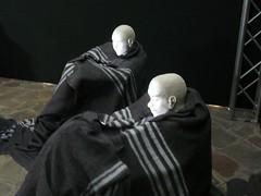 """DANIEL GLASER-M. KUNZ """"Voices 3"""" @ OPEN 12 -esposizione internazionale di sculture ed installazioni settembre 2009 Lido di Venezia (Strifu) Tags: ed open daniel di sculture venezia settembre 2009 lido esposizione internazionale kunz installazioni voices3 glaserm"""