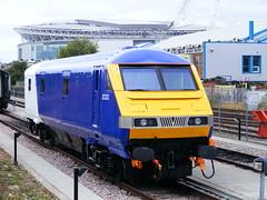 DVT 82302 At Wembley Depot Front View (clive2001uk) Tags: depot railways chiltern wembley dvt sidings