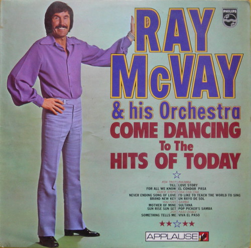 purple suit Ray_McVay_Come_Dancing_to_the_Hits_of_Today