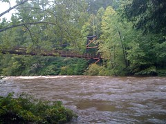 Toccoa Suspension Bridge 2