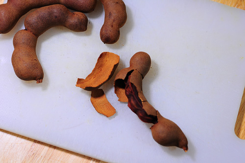 sweet tamarind barely broken broken