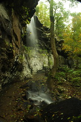 curtain of mist (windybug) Tags: motion water canon waterfall ar waterfalls arkansas 1855mm canonefs1855mm mtnebo dardanelle extendedexposure mountnebo canon1855mm polarizerfilter yellcounty 40d arkansasstatepark mountnebostatepark canon40d 4xneutraldensityfilter mountnebofalls mtnebofalls gumspringstrail