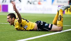 Fotboll, Allsvenskan, Elfsborg - Gais (sportsday) Tags: sverige elfsborg gteborg emirbajrami
