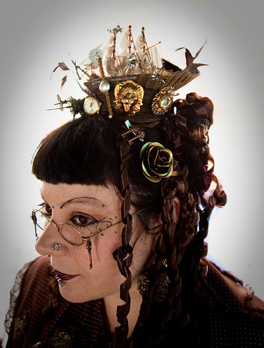 Steampunk Hair