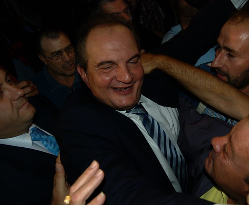 Κώστας Καραμανλής - Costas Karamanlis. Prime minister of Greece