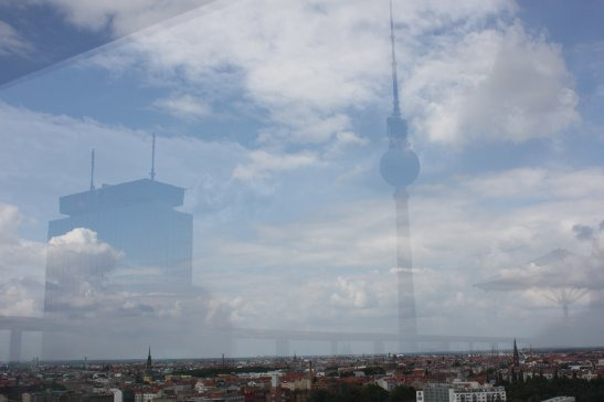 Berlin Fernsehturm © Mr. Willy
