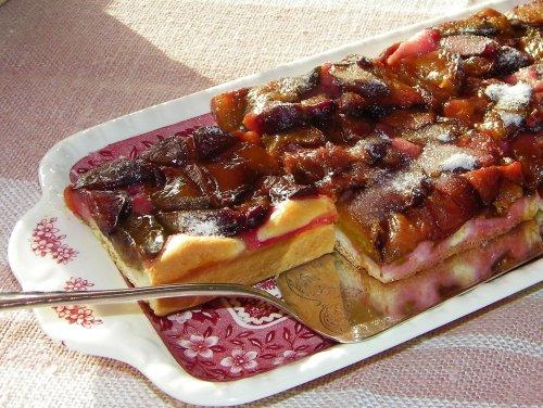 Zwetschgenkuchen c/o Cake Gumshoe Megan