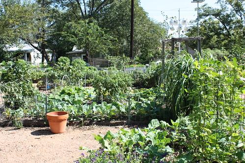 Garden @ Eastside Cafe