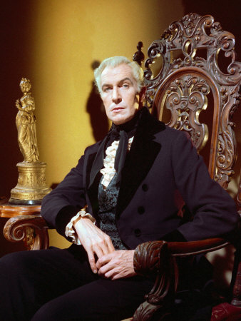 Vincent Price in Fall Of The House Of Usher