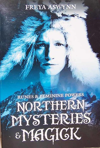 freya aswynn - northern mysteries book cover