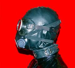 GOGGLES-2 (horpach) Tags: fetish mask goggles rubber latex gasmask gummi maske fetisch gasmaske breathplay