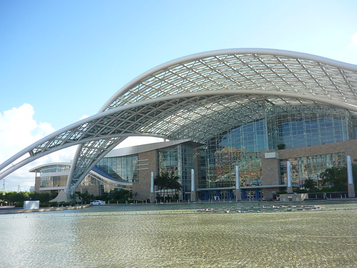 The Convention Centre in San Juan