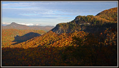 The Shadow Of The Bear - Published WLOS-TV & Associated Press (Jerry Jaynes) Tags: mountains fall nbc tv highlands published newspapers abc cashiers starsandstripes yahoonews whitesidemountain nikkor1685vr highlandsncoct09 shadowofthebear photocontestfall10