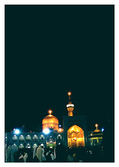 the Part of Heaven (pedramatic) Tags: night gold shrine heaven iran islam birth persia mosque ali shia reza  mashhad toos tus 8th  muhammad imam zahra canonpowershota75  emam  mashad milaad   pedram     8ths goldenshrine  platinumphoto     ms    pedramatic  8thstage 880808  imamrezaasshrine          alibnms 11thdhulqidah148ah29december765ce imamaliridhasshrine 13880808 thepartofheaven      765818 december29765august23818 alibnmsibnjafar eighthtwelverimm
