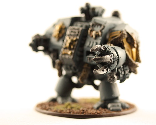 Space Wolves Dreadnaught