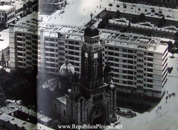 Catedrala Sfantul Ioan din Ploiesti - 1966