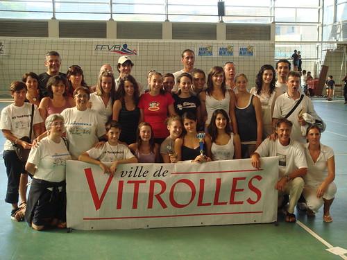31/05 - 02/06 2009 Il Tavernola al torneo di Vitrolles in Francia!