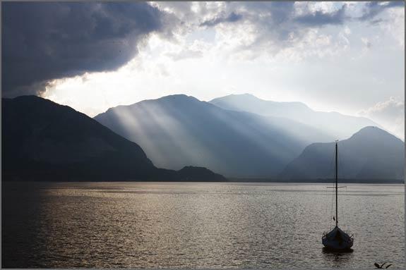 Romantic Wedding on Lake Maggiore