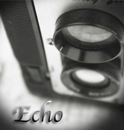 {Echo} Blog Badge (Lg)