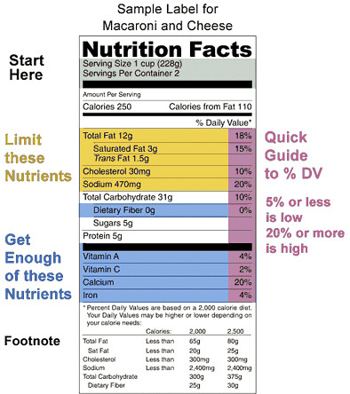How To Read Cat Food Nutrition Labels
