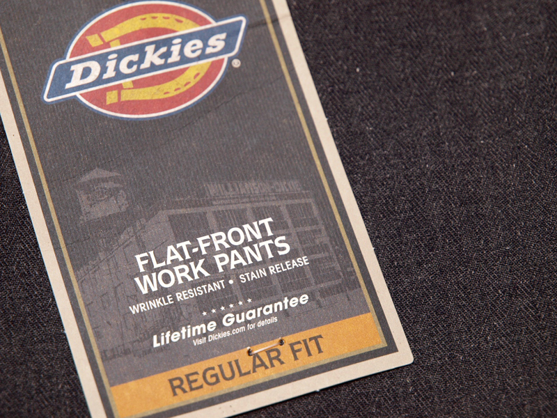 Dickies / #WP822 Herringbone Work Pant
