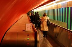 Paris Métro Opéra le changement vers le RER A 3 (paspog) Tags: paris métro opéra soe rer rera changement abigfave flickrdiamond theunforgettablepictures métroopéra