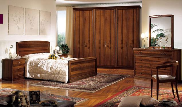 Best Home Design on Italian Classic Bedroom