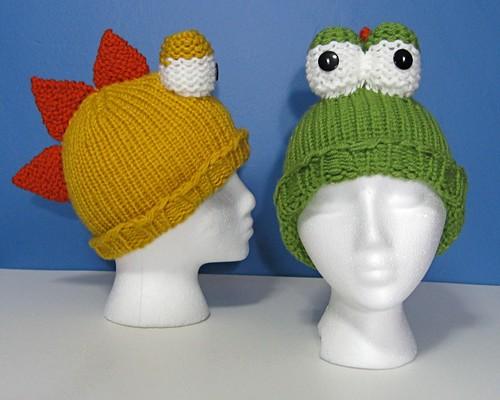 Dino hats!!