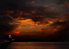 The Last Cruise.. (Rezoan Ratul) Tags: world life lighting cruise light sunset sea sky cloud sun seascape color nature beauty mystery night clouds last river out landscape fire death hope evening boat perception crazy twilight fisherman flickr mood view darkness time sony creative cybershot philosophy rage fantasy journey hour wierd end imagine late chance universe exists bengal bangladesh bangla bestofflickr subtle endoftheworld stagnant wiped perpetuity jamunariver flickrsbest ratul sirajgonj abigfave bangladeshiphotographers flickrlovers rezoan rezoanratul moodycompositions
