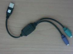 USB 轉接 PS/2