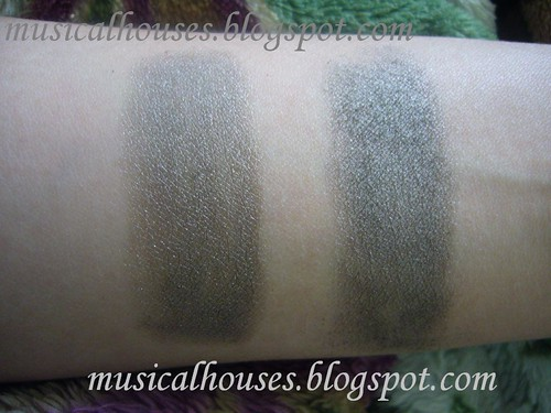 iman wicked  vs stila diamond lil swatch