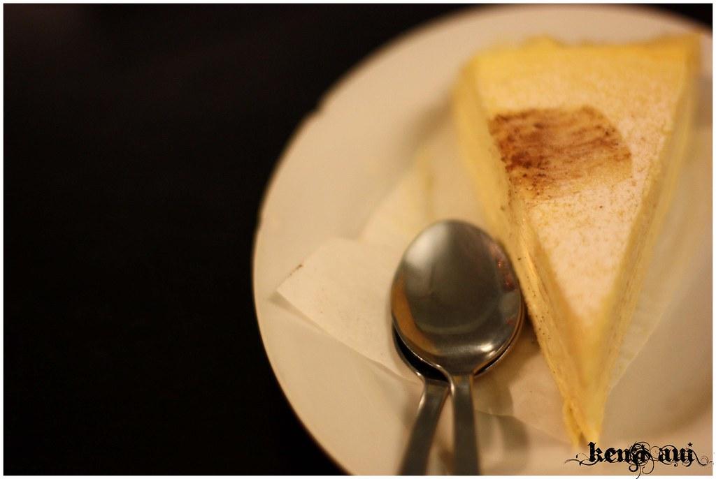 Mille crepe cake-Vanilla