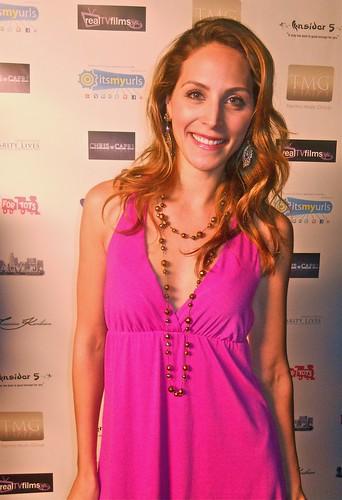 Cristina Nardozzi - Toys For Tots Charity Event - F.A.M.E Mixer / London Moore's Birthday Bash