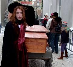 Dickens Deventer De begrafenis