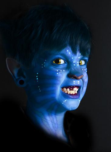 My Son's Avatar by fpsurgeon.