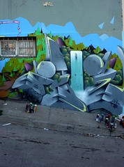 Zade Hecho (COLOR IMPOSIBLE CREW) Tags: graffiti valparaiso caos 2009 cines hecho zade lrm fros charquipunk larobotdemadera jehkse