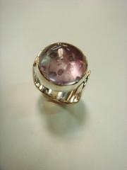 Anillo amatista Bernardita (Cobres Del Aconcagua_ Curso de capacitacin de or) Tags: anillos