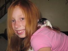 Emily's Pet Rats