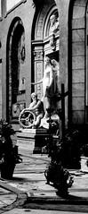 Certosa di Bologna (Benjamin Button (s1m has gone)) Tags: graves bologna di cimitero certosa cimiteri goldcollection certosabologna