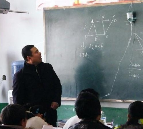 我以为这样的老师绝种了1