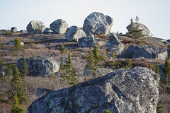 Peggy's Cove, Nova Scotia (jonfromnsca) Tags: canada novascotia peggyscove erratics postglacial glacialdeposits lighthouseroute efs55250mm canonxsi peggyscovepreservationarea halifaxregionalmunicipalityhrm jgorman