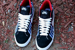 Nike SB Blue Zebra Blazer QS