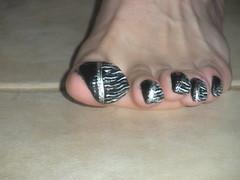 toenails 5-10-11 010 (kellt2010) Tags: black design long with very toenails