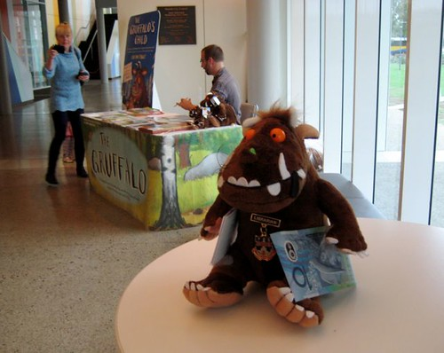 The Gruffalo at The Joan