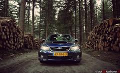 Subaru WRX STi.. (Luuk van Kaathoven) Tags: road forest subaru van impreza wrx sti luuk autogetestnl luukvankaathovennl autogetest kaathoven