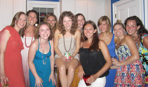 Maura's Bachelorette in Folly Beach, SC
