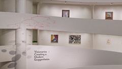 Visionaries: Creating a Modern Guggenheim exhibition (Solomon R. Guggenheim Museum) Tags: exhibitionview solomonrguggenheim solomonrguggenheimmuseum museum museummile uppereastside guggvisionaries