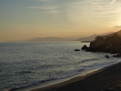 Tramonto a Varigotti (fotomie2009) Tags: varigotti finale ligure riviera ponente costa coast marina sea mare tramonto sunset liguria italy italia
