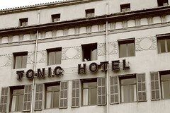 TONIC HOTEL (zuhmha) Tags: totalphoto