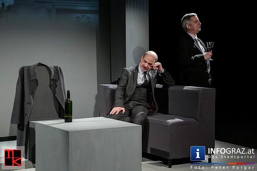 """Martin Ohrt """"Kohlbein und Schatz"""" im Theater im Keller"""